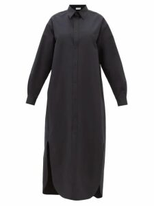 Mary Katrantzou - Caged Beauty Butterfly Print Tulle Midi Dress - Womens - White Multi