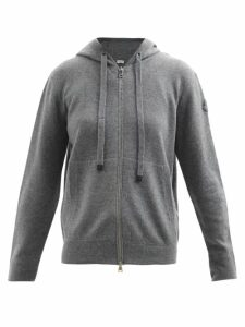Paco Rabanne - Floral Embroidered Chiffon And Satin Dress - Womens - White Multi