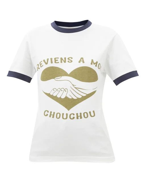 Lee Mathews - Dolores Floral Print Skirt - Womens - Navy Multi