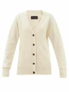 Loewe - Queen's Guard Print Canvas And Leather Pouch - Womens - Beige Multi