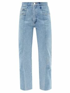 Burberry - Monogram Technical Canvas Belt Bag - Womens - Red Multi