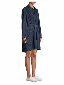Pause Parka Denim Dress