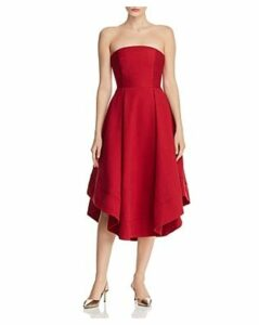 C/Meo Collective Making Waves Strapless Dress - 100% Exclusive