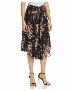 Joie Arvina Printed Skirt