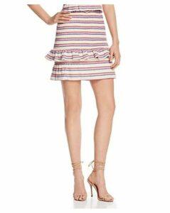 Parker Sonoma Ruffle Skirt