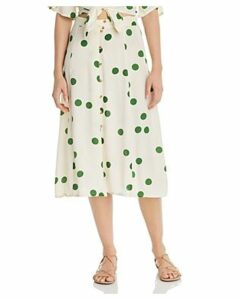 Faithfull the Brand Marin Polka Dot Skirt