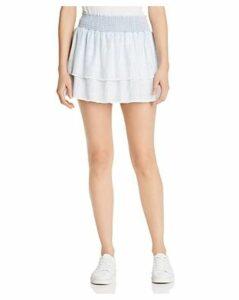Bella Dahl Smocked Tiered Skirt - 100% Exclusive
