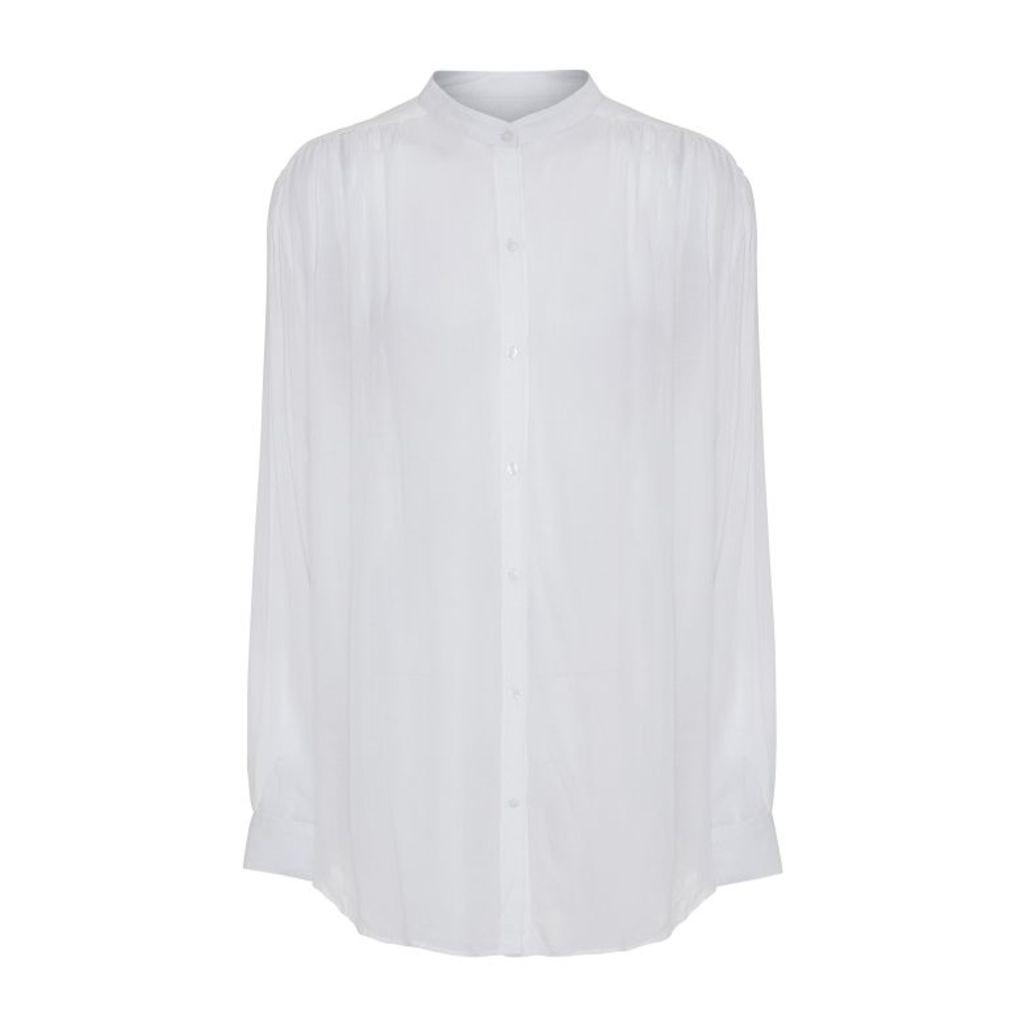 Moshi Moshi Mind Laura Shirt - S - White