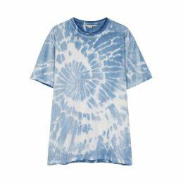 Stella McCartney Tie-dye Cotton T-shirt