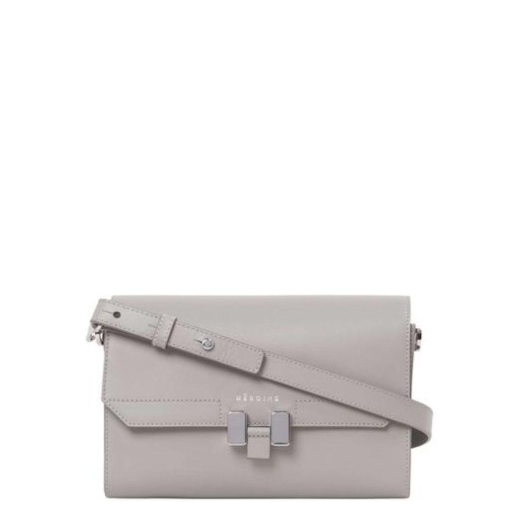 Maison Heroine Lilia Clutch Mini Tablet Grey