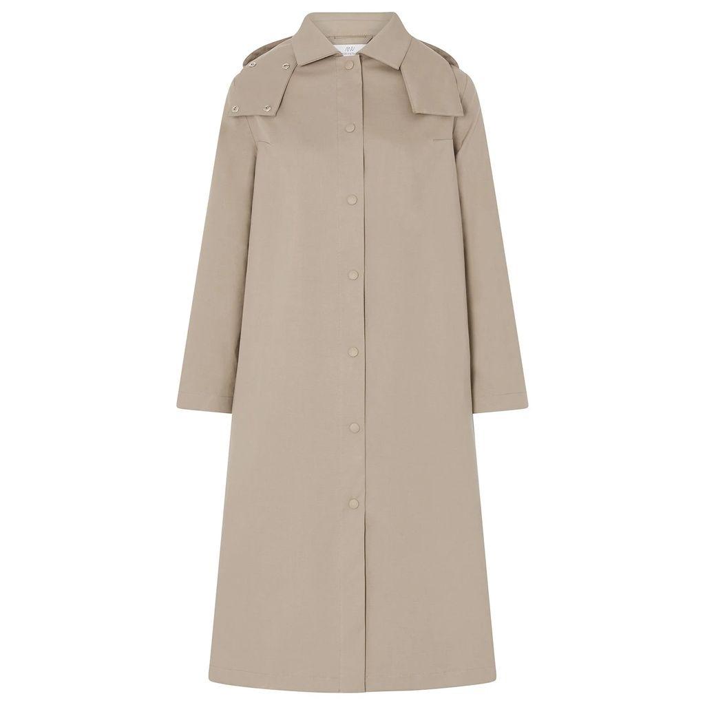 FLOW - Black Wrap Me Skirt