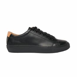 Riona Treacy - Tan Leather Skirt