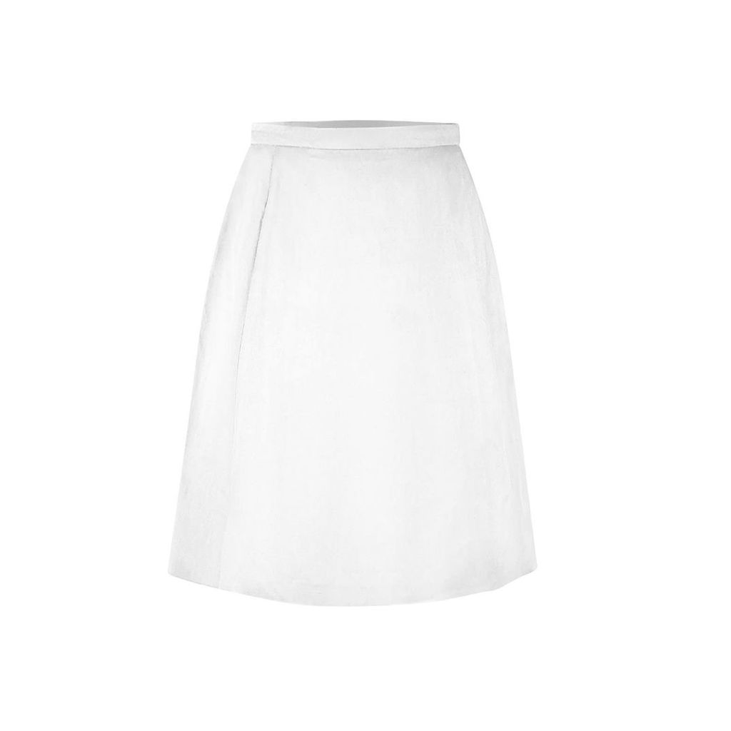 BYLUMA - White Skirt