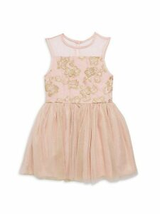 Little Girl's Embellished Dress