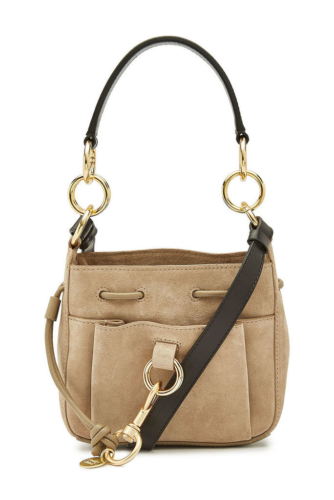 See by Chlo © Suede Small Tony Bucket Bag