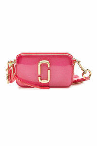 Marc Jacobs The Jelly Glitter Snapshot Shoulder Bag