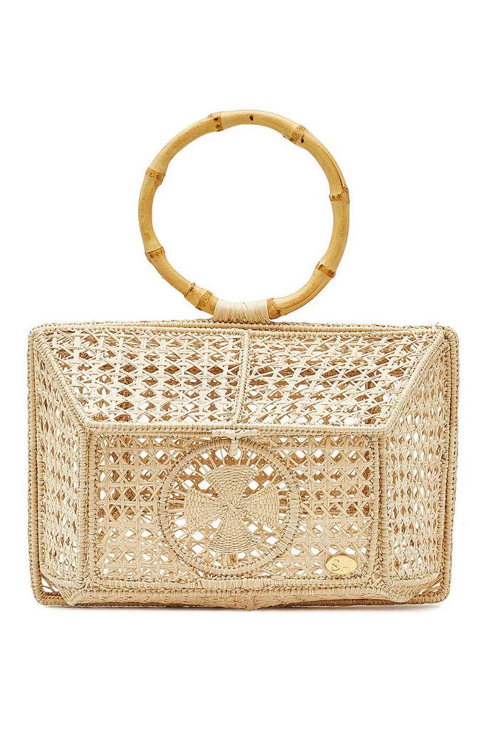 Soraya Hennessy The Camila Basket Handbag