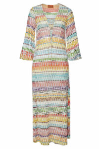 Missoni Mare Knit Cover-Up with Cotton