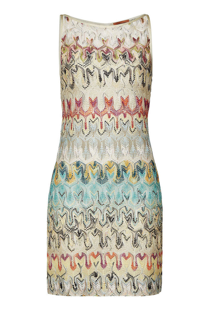 Missoni Mini Dress with Cotton