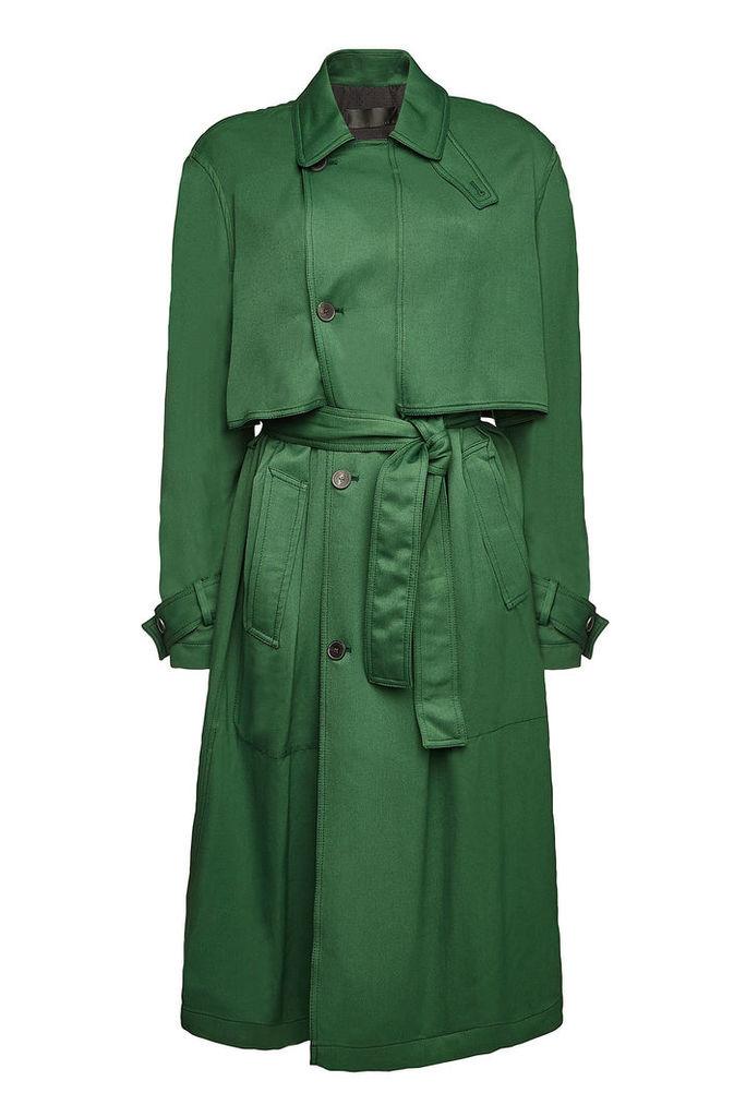 Haider Ackermann Trench Coat