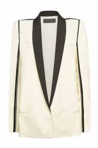 Haider Ackermann Blazer with Velvet Trims