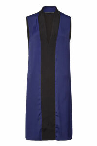 Haider Ackermann Mini Dress with Silk