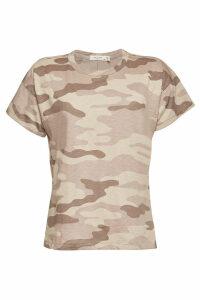 Rag & Bone/JEAN Printed Cotton T-Shirt