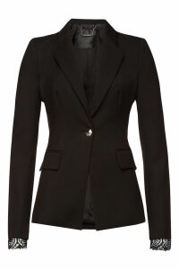 Philipp Plein Skull Blazer with Lace