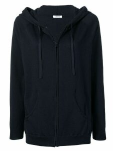 P.A.R.O.S.H. knitted hoodie - Blue