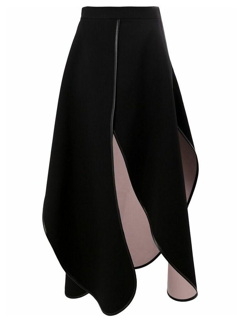 Y/Project petal skirt - Black