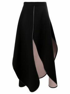 Y/Project petal skirt - Black