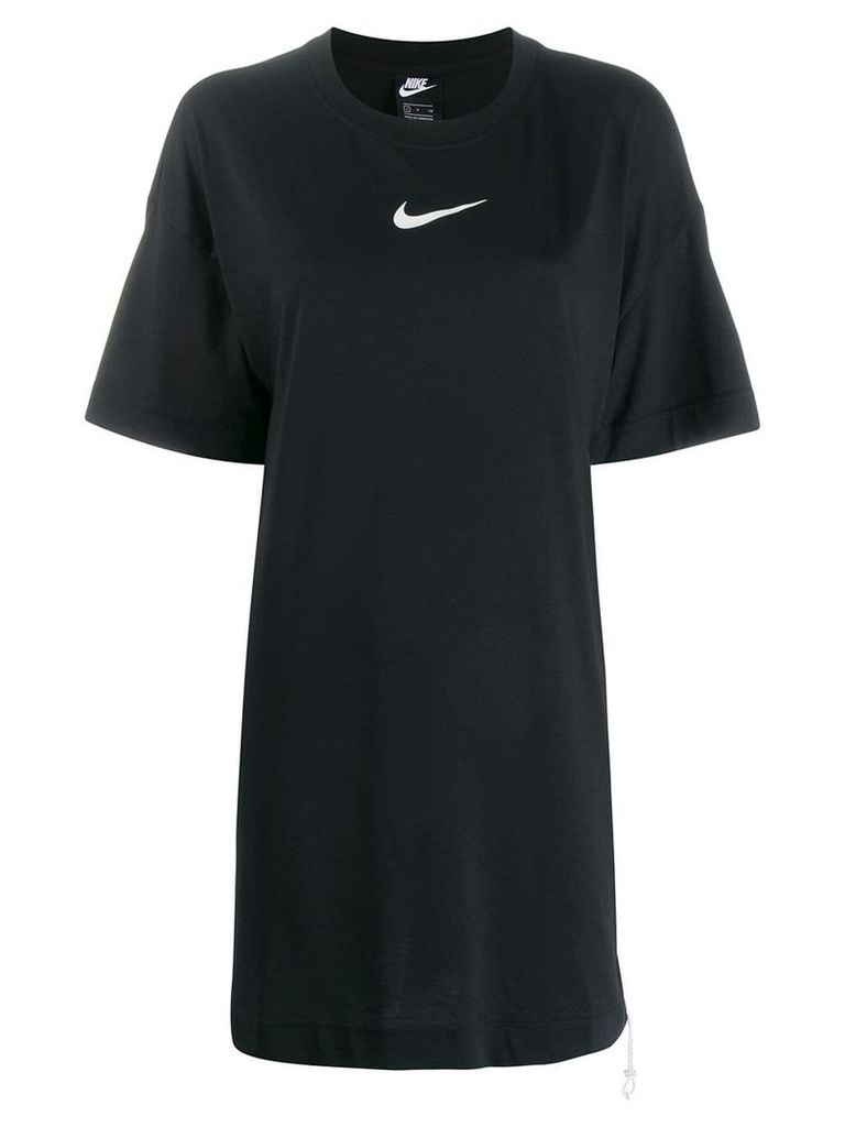 Nike logo T-shirt - Black