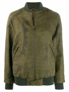 Mr & Mrs Italy army bomber jacket - Green