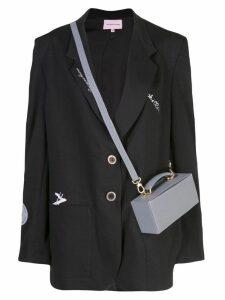 Natasha Zinko oversized blazer - Black