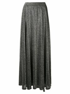 Missoni Vanise metallized skirt - Silver