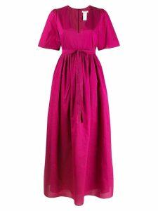 'S Max Mara empire line dress - Pink