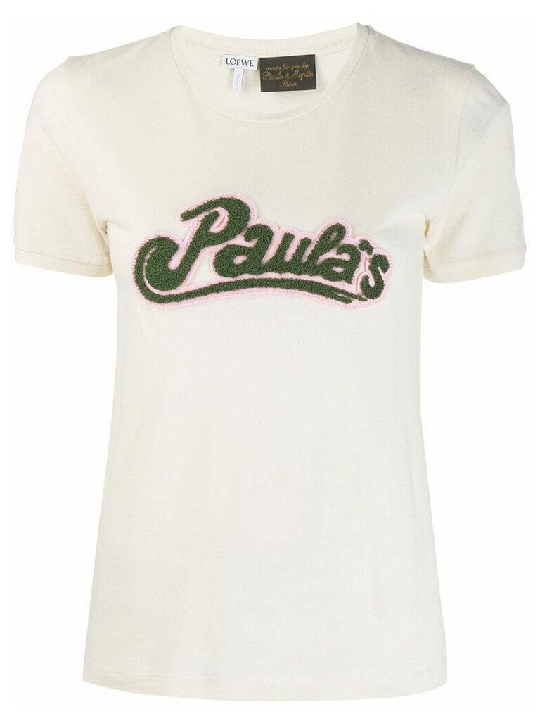 Loewe Paula T-shirt - White