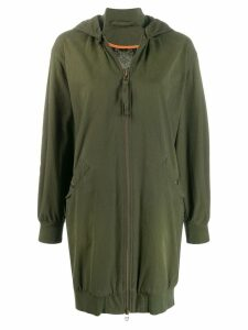 Mr & Mrs Italy hooded coat - Green