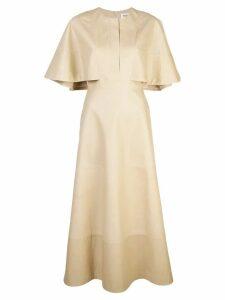 Partow Coryn dress - Brown