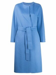 'S Max Mara Dadaci coat - Blue