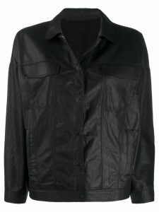 Salvatore Santoro buttoned jacket - Black