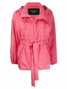Weekend Max Mara hooded raincoat - Pink