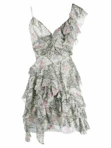 Isabel Marant floral day dress - Neutrals