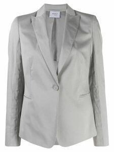 Akris Punto blazer jacket - Grey