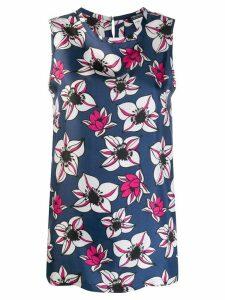 'S Max Mara floral print blouse - Blue