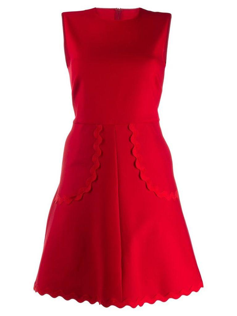 Red Valentino Vestido Rojo dress