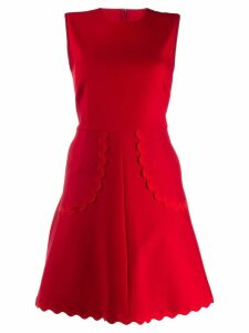 Red Valentino Vestido Rojo dress