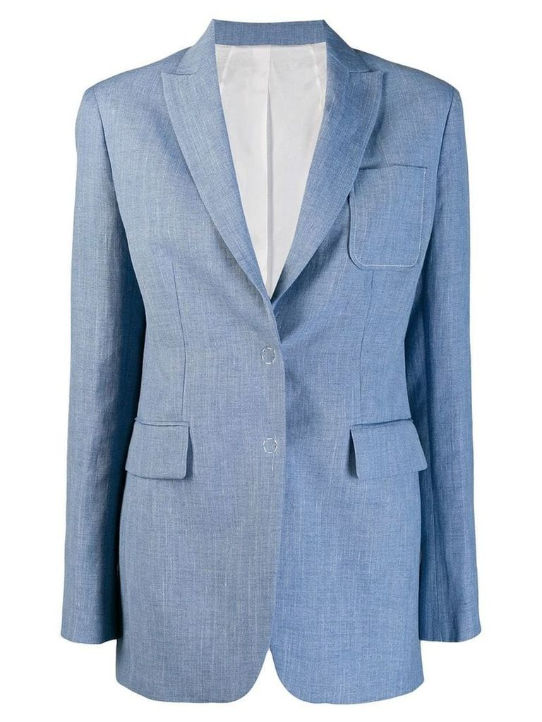 Joseph single breasted blazer - Blue