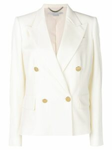 Stella McCartney double-breasted blazer - White