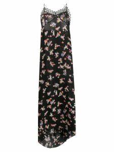 Maison Margiela lace detail dress - Black